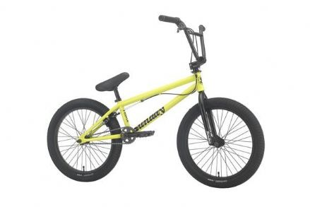 "Sunday 2021 Primer Park - Gloss Bright Yellow - 20.5"" TT"